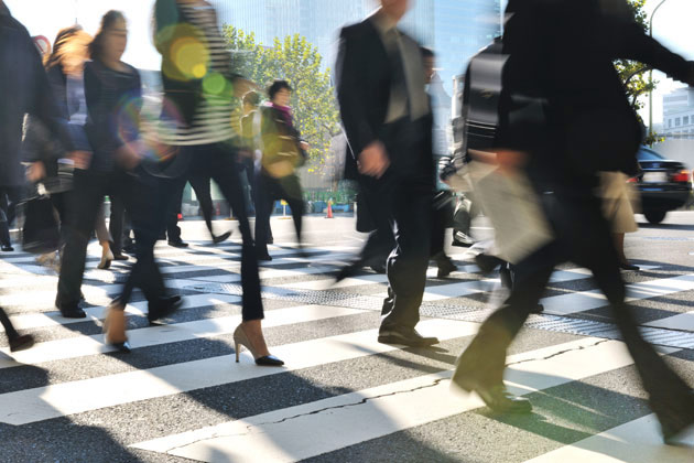 東京や福岡でも多発!痴漢の検挙件数と特殊性。