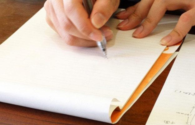 示談書をどんな形式で作ったらよいのだろう。