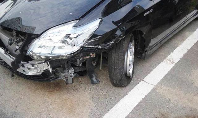 交通事故後の警察への呼び出し|物損事故でも呼び出しを受ける?