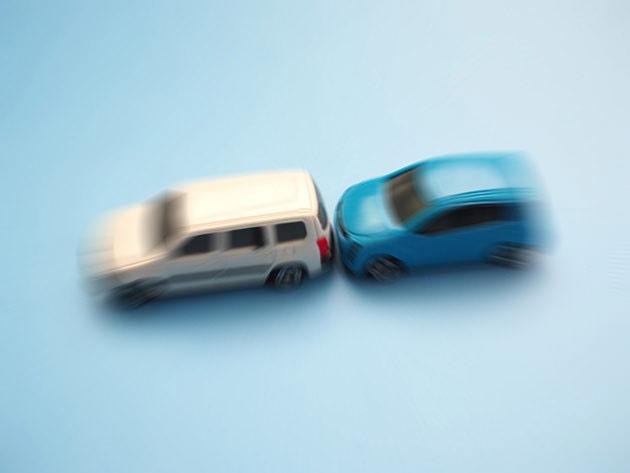 もらい事故とはどんな事故?