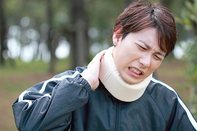 痛みが後から出てくる可能性はあるの?