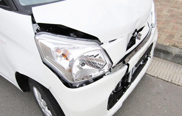 物損事故のペナルティ