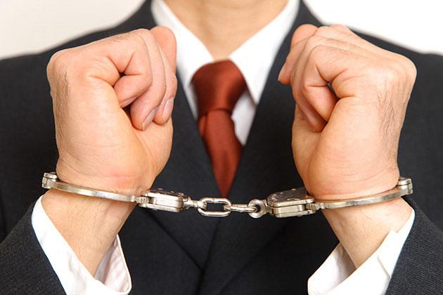 窃盗罪の逮捕を解説。