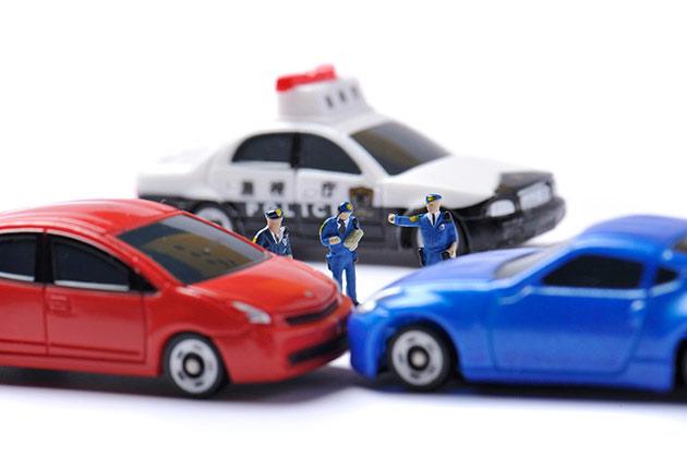 交通事故が刑事事件化する基準|物損ならセーフ?